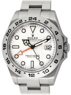 Sell your Rolex Explorer II 'Polar' watch