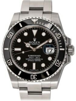 We buy Rolex Submariner Date watches