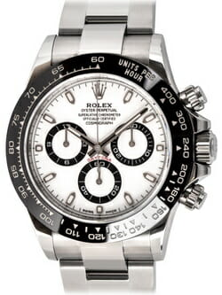 Sell your Rolex Cosmograph Daytona watch