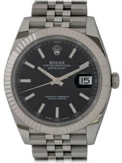 We buy Rolex Datejust 41 watches