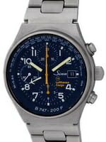 Sell my Sinn Chronograph 'Lufthansa Cargo' watch