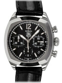Sell my TAG Heuer Monza Chronograph watch