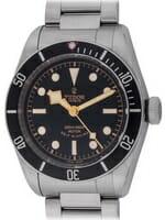 We buy Tudor Heritage Black Bay Black watches