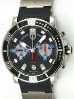 We buy Ulysse Nardin Maxi Marine Diver Chronograph watches