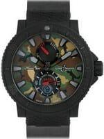 We buy Ulysse Nardin Maxi Marine Military watches