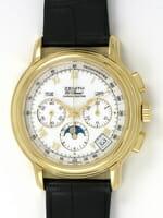 We buy Zenith Chronomaster watches