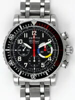 Sell your Zenith Rainbow Flyback Chronograph 'El Primero' watch