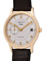 We buy Zenith Class Elite watches