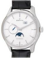We buy Zenith Captain Moonphase watches