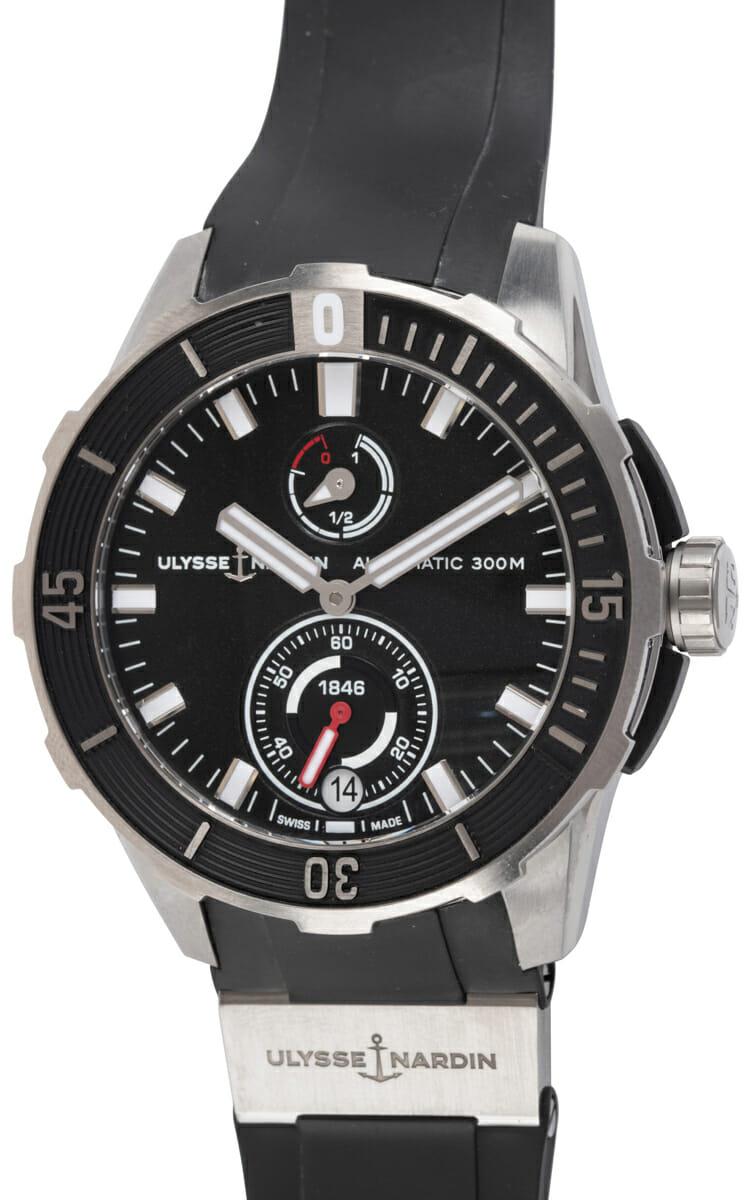 Ulysse Nardin - Diver Chronometer 44mm