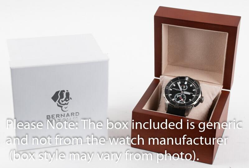 Box / Paper shot of Diver Chronometer 44mm